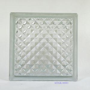 Gạch kính indonesia kim cương MTGK 00092-001