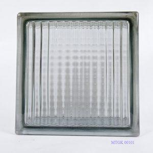 Gạch kính Indonesia Sọc Đũa màu xám MTGK 00101-001
