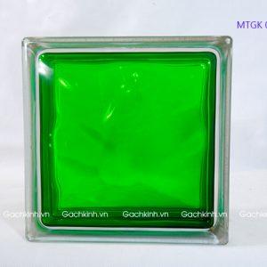 Gạch kính Indonesia màu xanh lá MTGK 00136-02