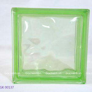 Gạch kính Indonesia màu xanh non MTGK 00137-01