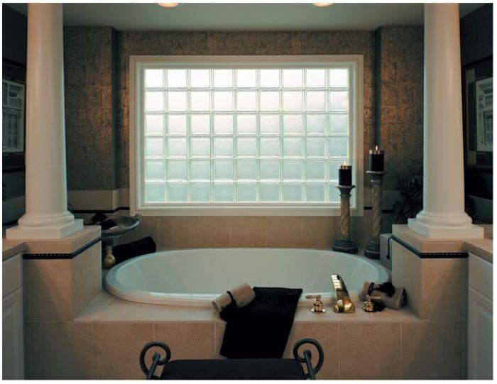 Lắp đặt cửa sổ gạch kính lấy sáng mang lại những lợi ích gì?